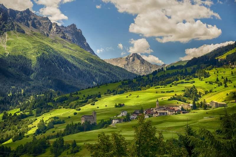 Schweiz reseguide