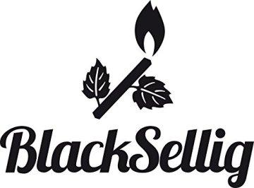 20 Kg Steakhousekohle + 20 Stück Öko Anzünder von BlackSellig reines Quebracho Holz- perfekte Restaurantqualität-REACH-registrierte Holzkohle - 4