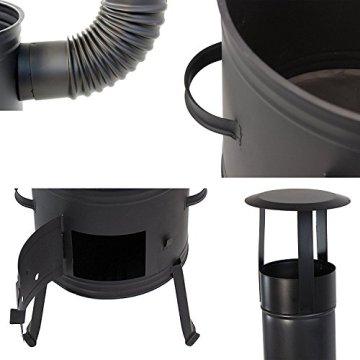 Grillplanet Gulaschkessel Gulaschkanone mit 30 Liter Gulaschkessel emailliert - 6