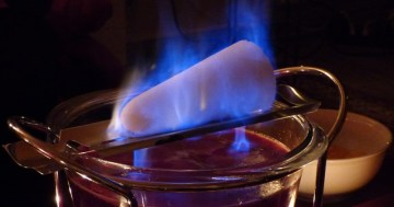 Rote Feuerzangenbowle