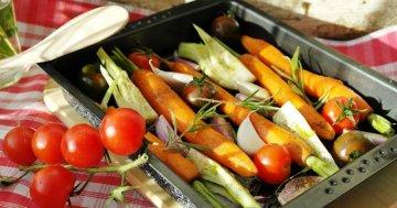 Vegetarische Grillrezepte für den Schwenkgrill