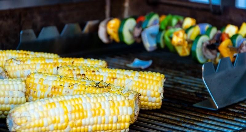 Veganes grillen