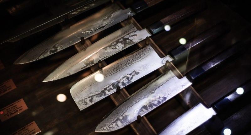 Japanisches Küchenmesser 1