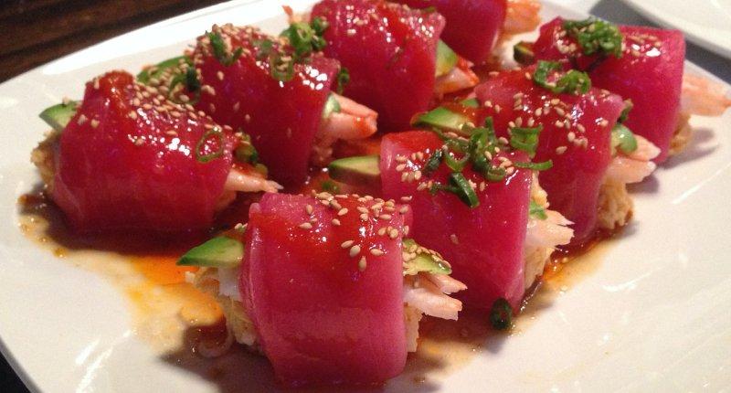 Thunfisch Spieße grillen