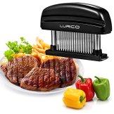 LURICO Fleischzartmacher Fleischstecher Steaker Grill Marinieren 48 Edelstahlklingen - 1