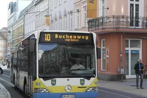 Schwerin: Antrag für kostenlose Schülerbeförderung