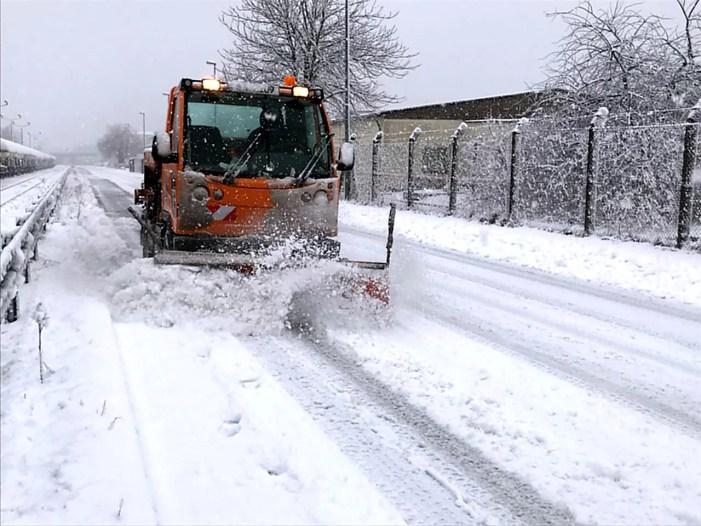UB fordern Verbesserungen beim Winterdienst