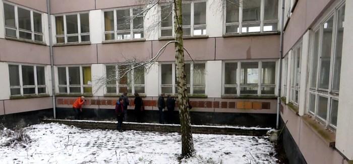 Schulabriss in der Weststadt beginnt nach Ostern