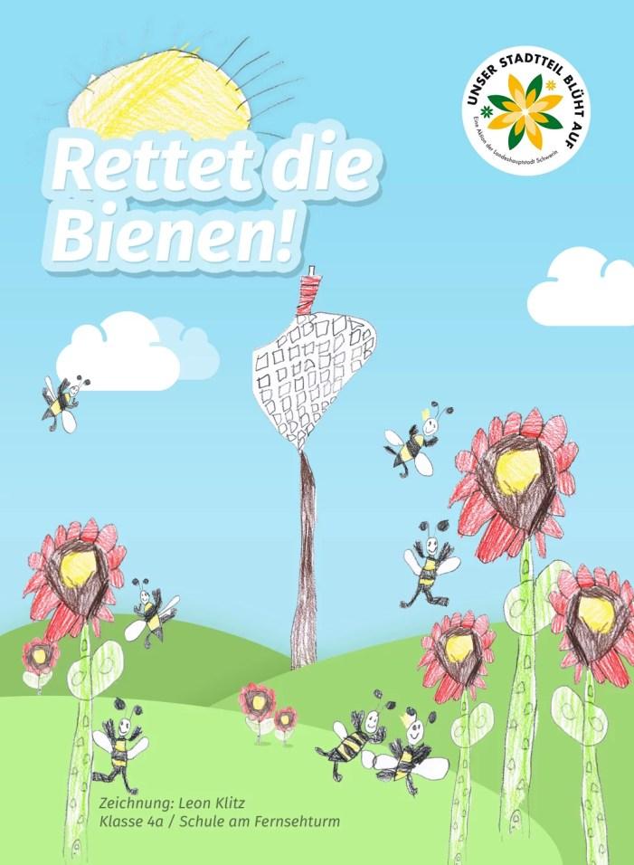 Neu-Zippendorf und Mueßer Holz: Wildblumensamen für die Bienen