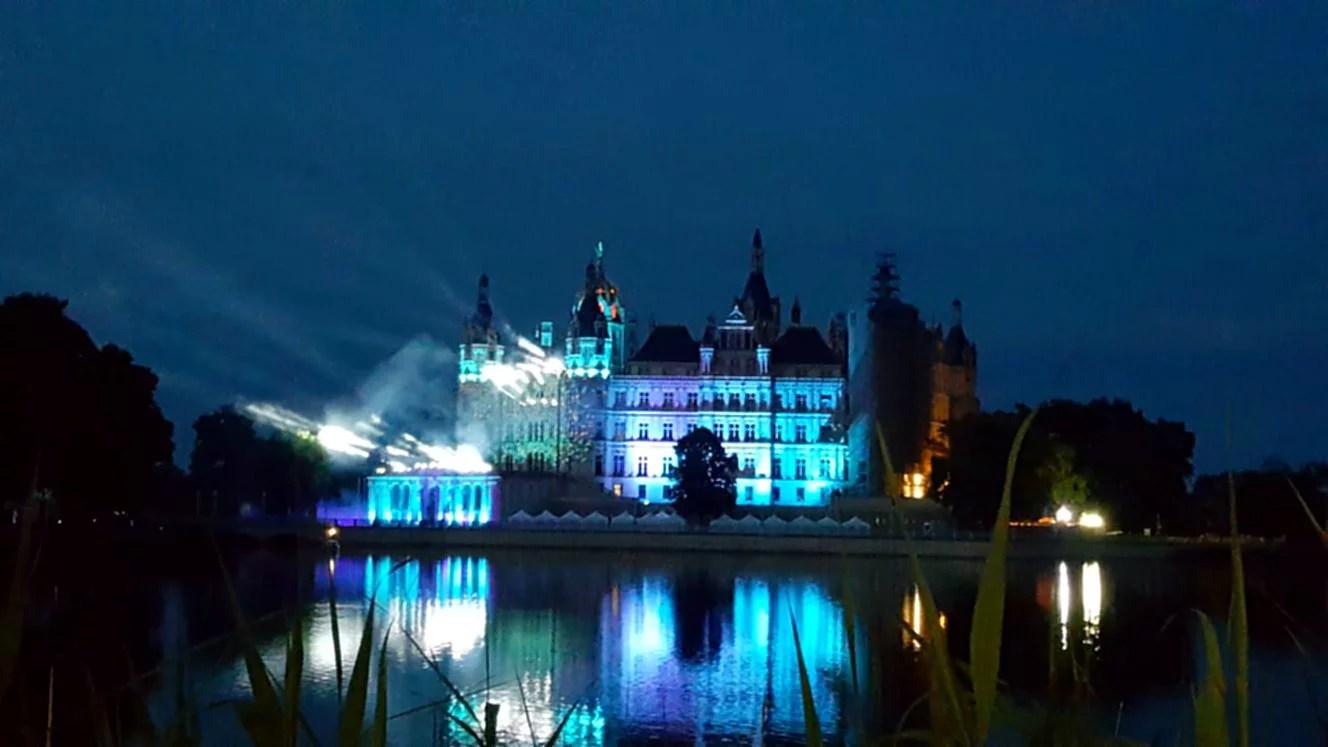 Lichternacht Schwerin