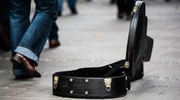 Stadt regelt Straßenmusik neu