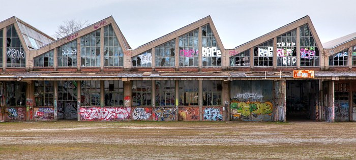 """Schwerin: Zieht Kunst in die Ruinen von KIW """"Vorwärts""""?"""