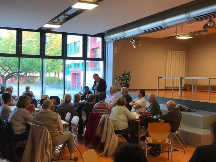 Bürgerforum der LINKEN in Lankow mit guter Resonanz