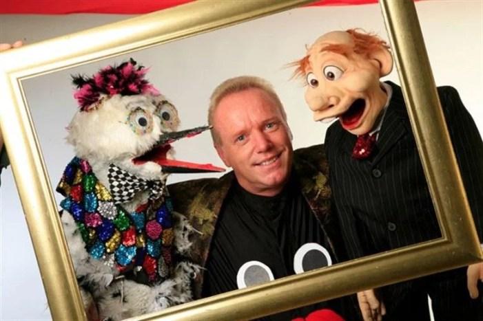 Kinderspaß und Puppentheater mit Bauchredner Eddy Steinfatt
