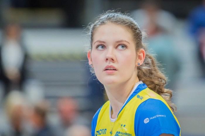 Marie Schölzel macht sich in Münster wieder fit