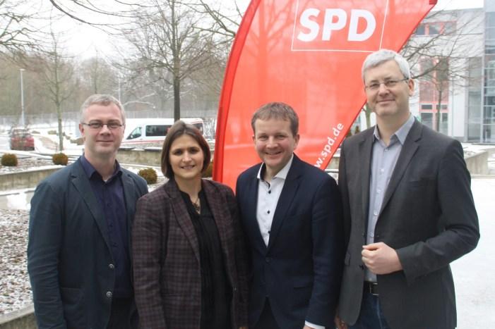 SPD Schwerin stellt sich zur Kommunalwahl auf