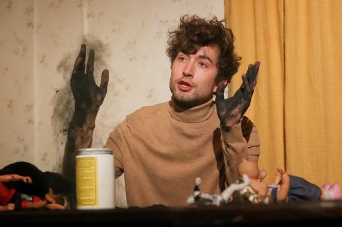 Schauspieler Flavius Hölzemann mit Nachwuchspreis ausgezeichnet