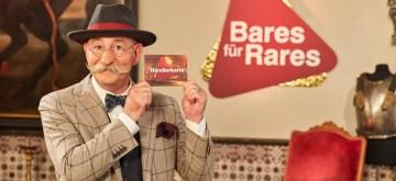 Bares für Rares morgen wieder aus Schwerin