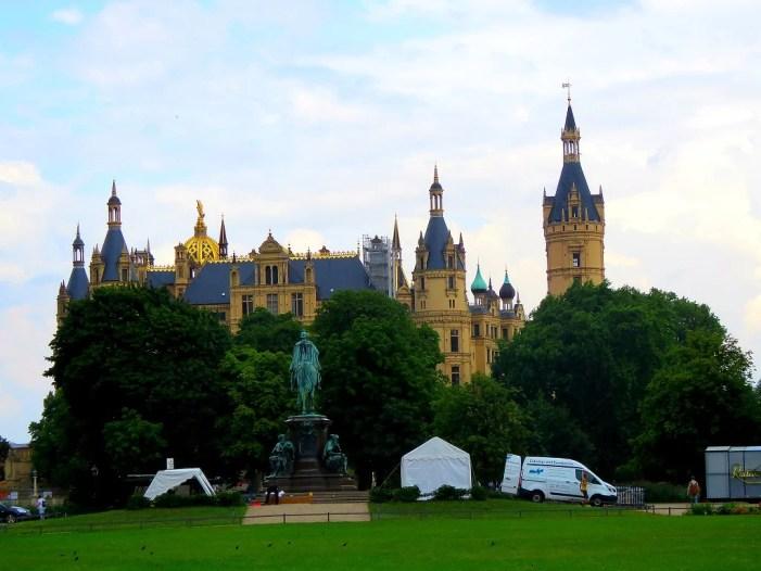 Schlossgarten wird zum Zauberland