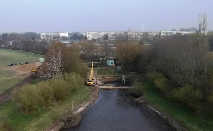 Schwerin: Hochwasserschutz für Schwerins Nordwesten