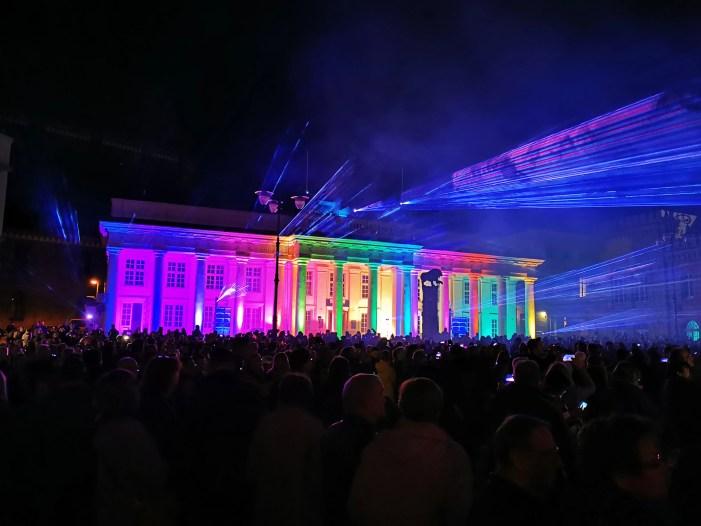 Schwerin: Eine Woche Lichterbummel durch die Altstadt
