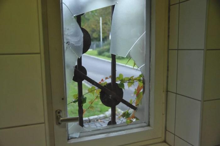 Schwerin: Vandalismus auf dem Alten Friedhof
