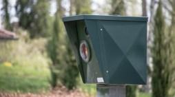 Schwerin: Blitzer misst nun Tempo 30 in Crivitzer Chaussee