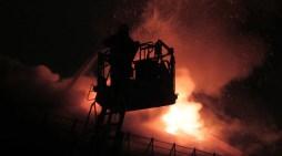 Schwerin: Brandursache nach Feuer in Pampow unklar