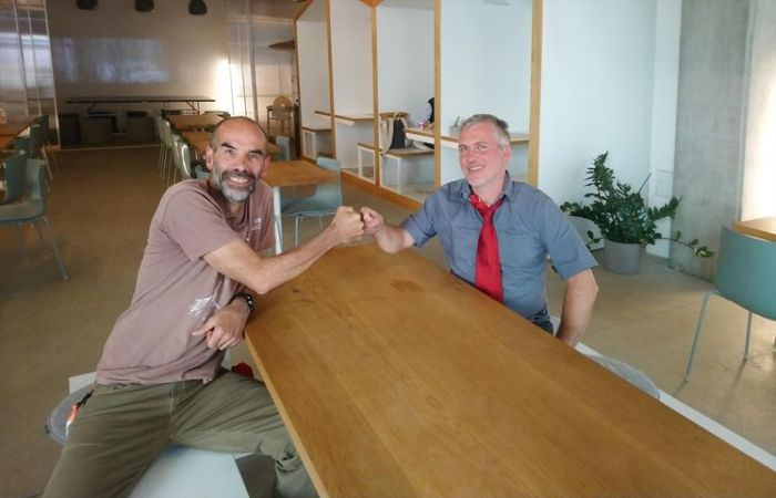 Schwerin: Molter und Gajek arbeiten nun zusammen