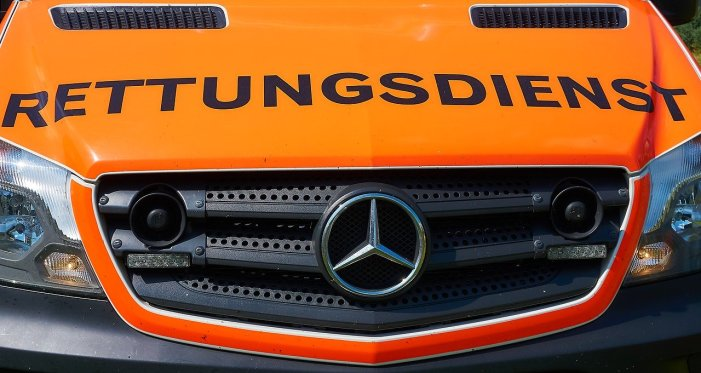 Schwerin: Fußgängerin bei Unfall schwer verletzt