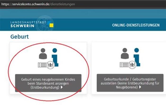 Schwerin: Stadt erweitert Online-Dienstleistungen auf Serviceportal