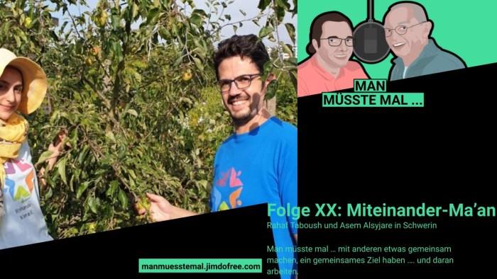 "Schwerin: ""Man müsste mal…"" – Podcast Folge 15"