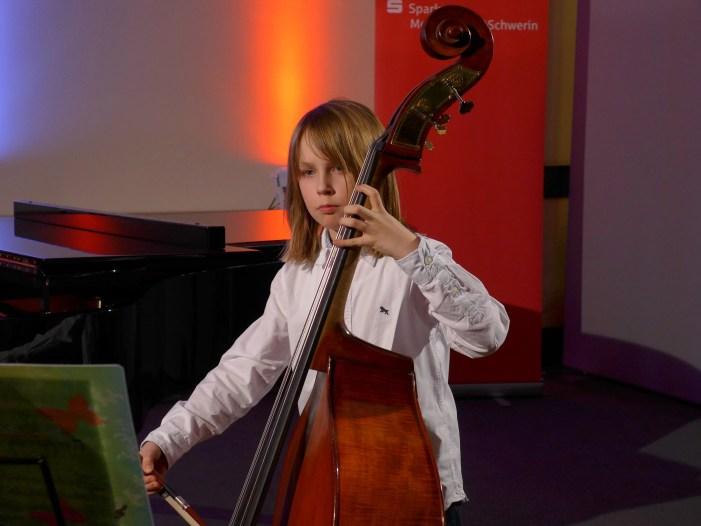 Schwerin: Zwei tolle zweite Preise für zwei junge Musiker