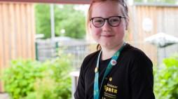 Die Goldenen Spatzen sind vergeben – und Jurymitglied Martha wieder in Schwerin