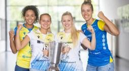 Schwerin: Volleyball-Supercup wird in Schwerin ausgespielt