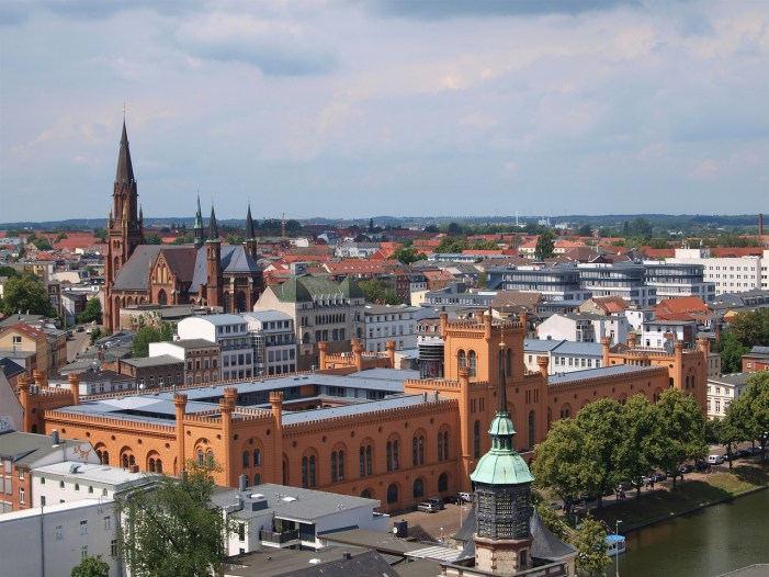 Umzug von Hamburg nach Schwerin