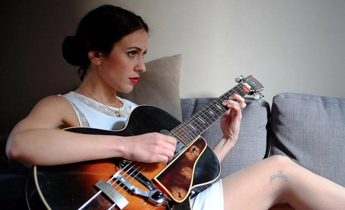 """""""Nacht der Gitarren"""" mit vier Gitarrenvirtuosen im Speicher"""