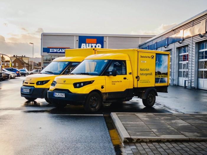 Schwerin erarbeitet Lösungen zum Lieferverkehr der Zukunft