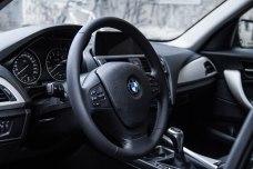 BMW 116i Facelift - Wer den tristen Arbeitsplatz aufhübschen will, muss bei BMW traditionsgemäß tief in die Tasche greifen