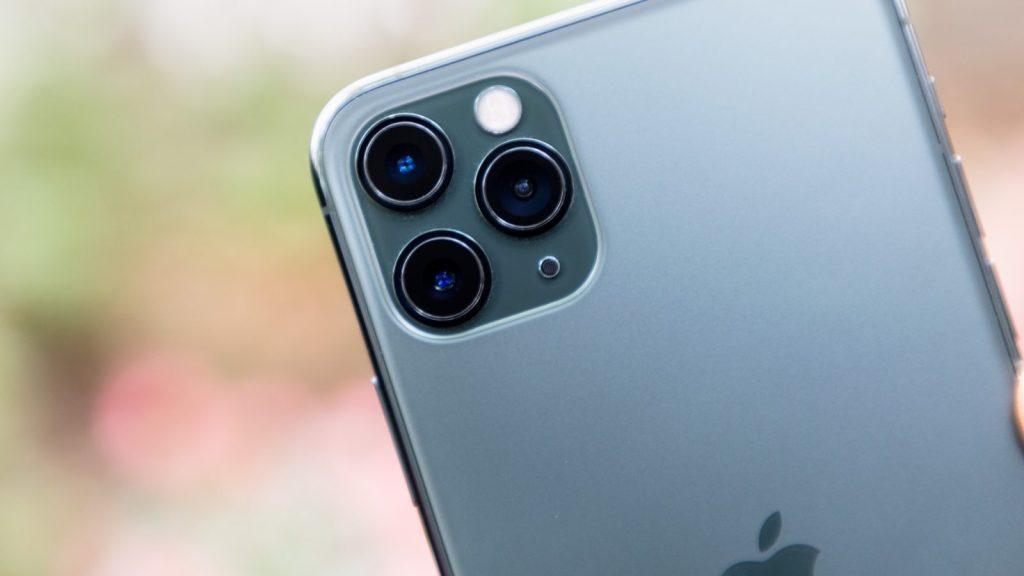 iPhone 11 Pro Max Back Camera