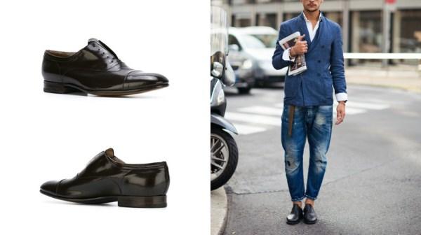 Ботинки мужские под джинсы фото: какую обувь носить с ...
