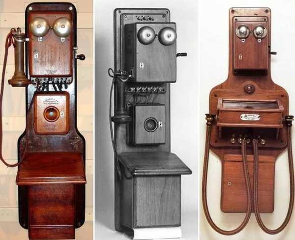 Самый первый телефон в мире фото. История изобретения ...