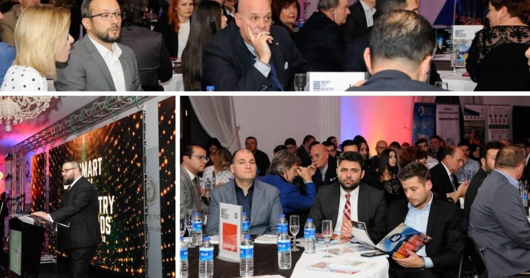 Smart City Industry Awards 2018 colaj 3