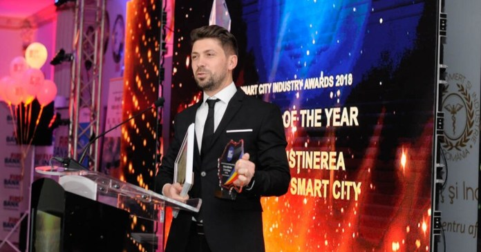 Smart City Industry Awards 2018