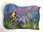 American Goldfinch by Jennifer Osborn