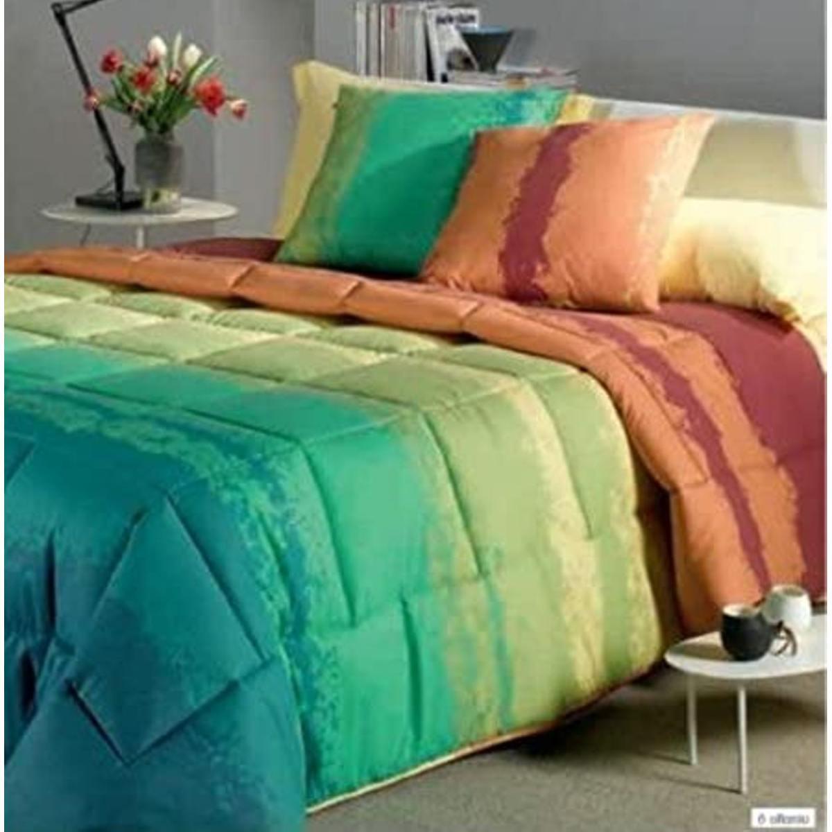 Prima di acquistare una trapunta dobbiamo cercare di capire quanto è grande il nostro letto. La Trapunta Matrimoniale Caleffi