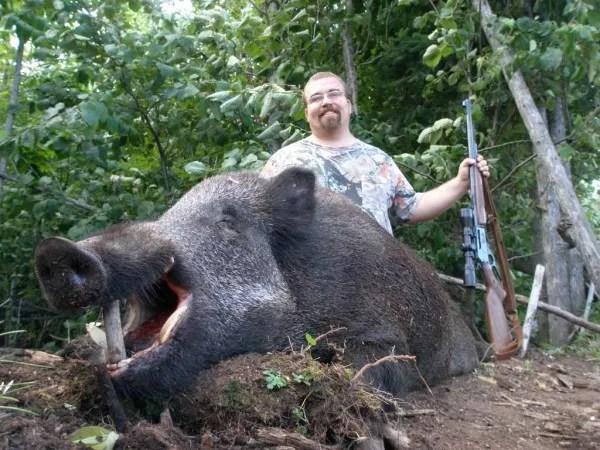 Russian Boar Hunts