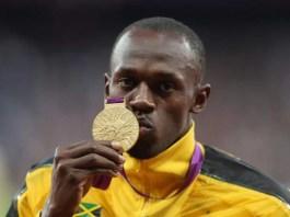 Usain Bolt Celebrates His 29th Birthday on August 21, 2015