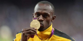 Usain Bolt Celebrates His 29th Birthday on August 21, 2015