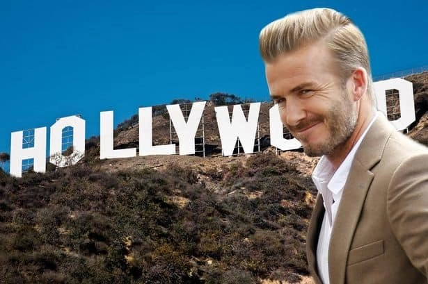 David Beckham To Appear In A Movie Alongside Harvey Keitel and Cathy Moriarty
